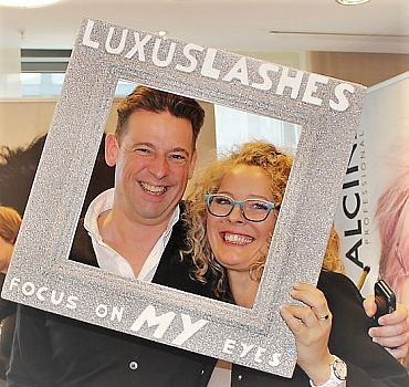 LUXUSLASHES® Fashionweek Berlin 2017