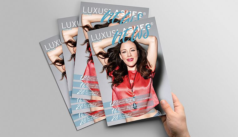 LUXUSLASHES NEWS